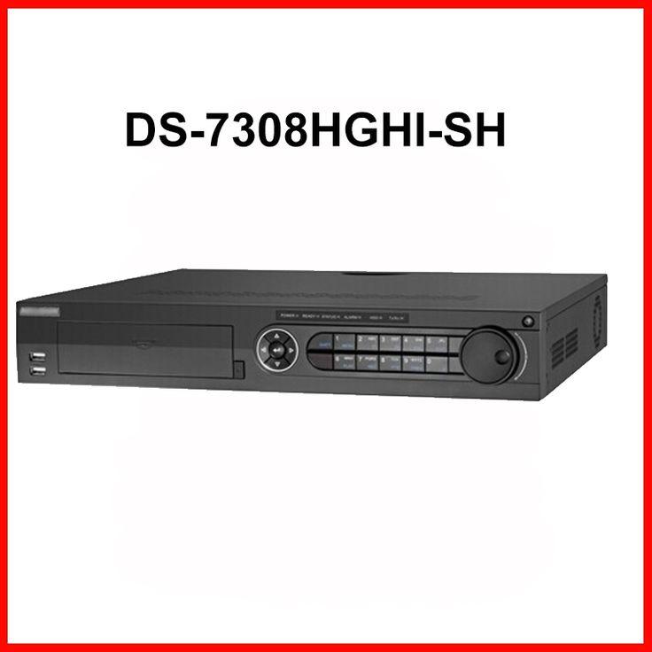 400.00$  Watch here - http://alim08.worldwells.pw/go.php?t=32485209894 - DS-7308HGHI-SH Original CCTV Turbo HD 720P DVR H.264 Dual-stream CCTV Recorder Stand alone DVR Surveillance HDTVI DVR