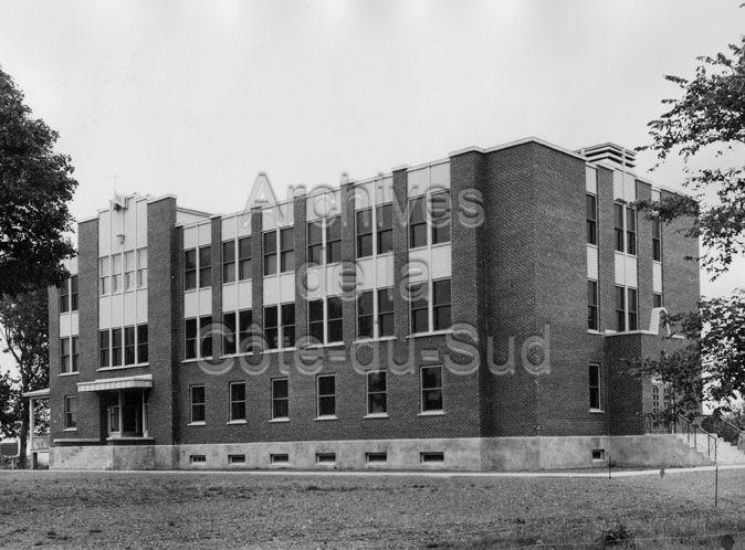 Couvent de Rivière-Ouelle Archives de la Côte-du-Sud