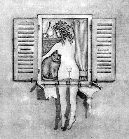 There is no naked woman there, you pervert! ;)P: Funnies Pictures, Optical Illusions, Naked Woman, Illusori Lady, Art, Fun Stuff, Things, Photo, Women