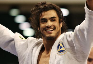 Kron Gracie, Brazilian Jujitsu Champion. Fine as HELL!