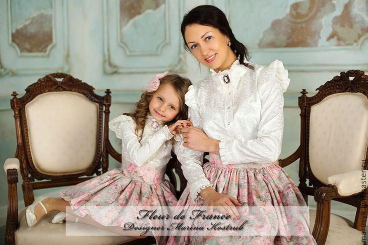 Купить Юбка Маркиза -жаккард - розовый, цветочный, юбка длинная, юбка в пол, юбка модная