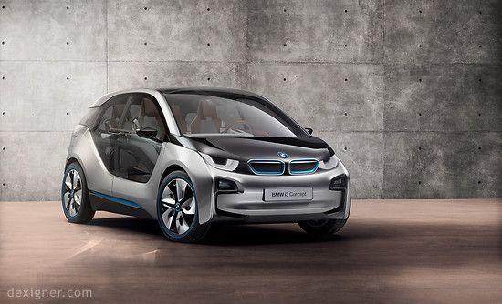 New BMW i3 Concept 07