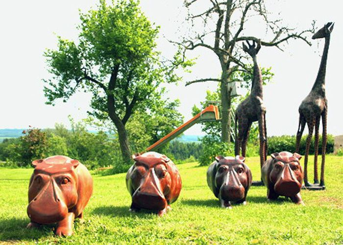 Die besten 25+ Skulpturen aus holz Ideen auf Pinterest Garten - holzdeko im garten