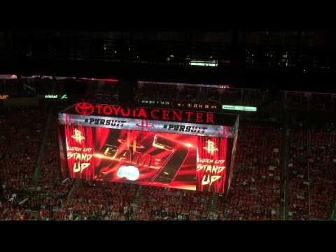 Clutch City 2015:  Rockets vs Clippers NBA Playoffs Game 7