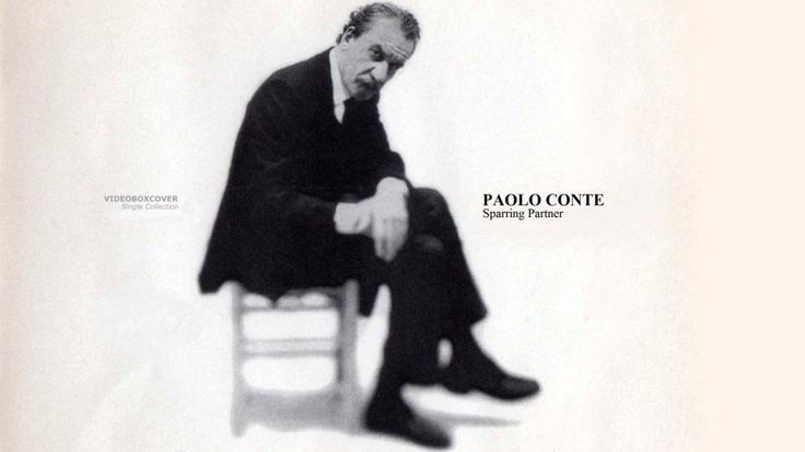 PAOLO CONTE - SPARRING PARTNER