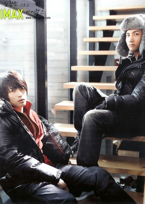 Jaejoong & Changmin