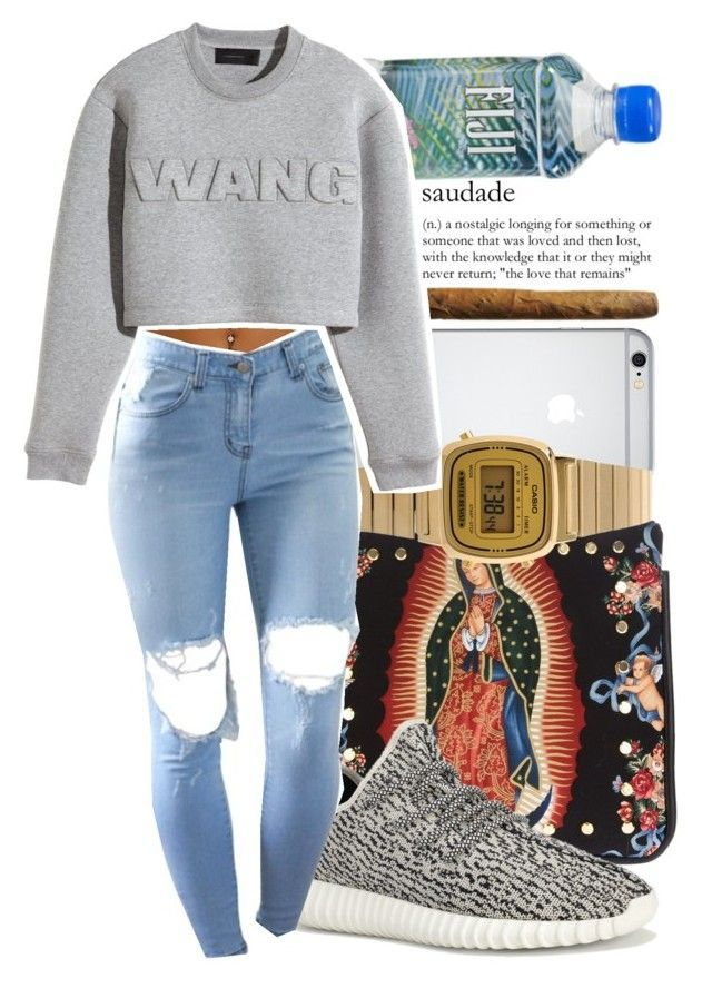 """""""·But when you go hars, your nays become yays. Yankee stadium with Jays and Kanyes·"""" by endeyah ❤ liked on Polyvore"""