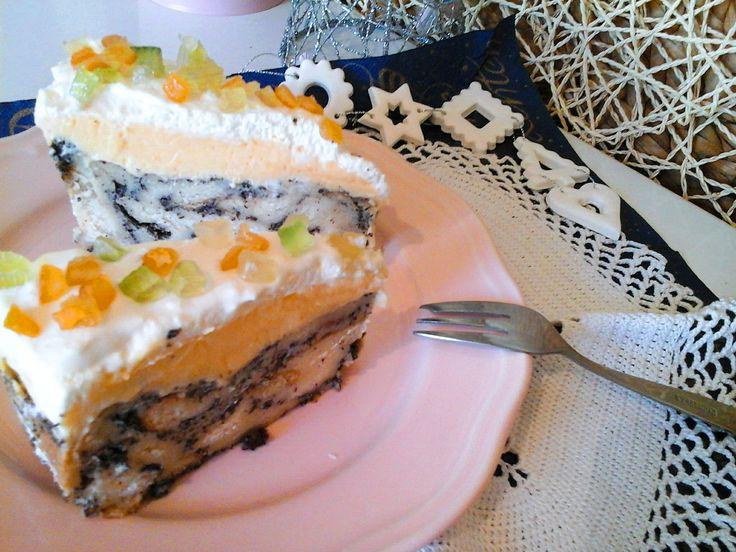Mákosguba torta madártej krémmel és kandírozott gyümölccsel… http://mediterran.cafeblog.hu/2017/02/09/makosguba-torta-madartej-kremmel-es-kandirozott-gyumolccsel/