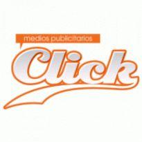 Click Medios Publicitarios Logo. Get this logo in Vector format from http://logovectors.net/click-medios-publicitarios/