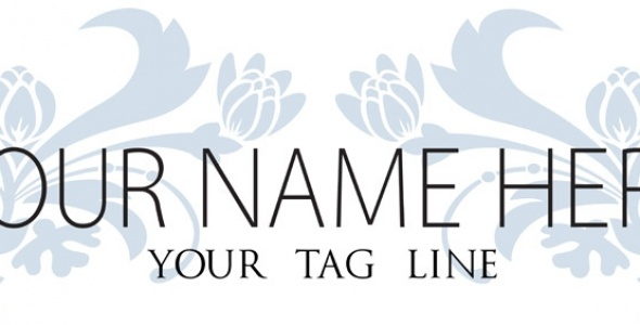 Floral Company #Logo on #Graphic Monk