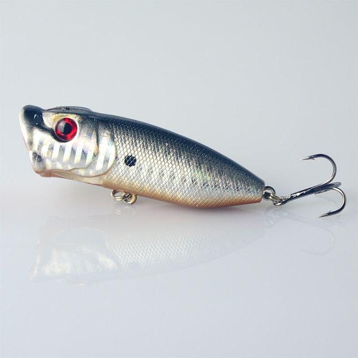 $0.97 (Buy here: https://alitems.com/g/1e8d114494ebda23ff8b16525dc3e8/?i=5&ulp=https%3A%2F%2Fwww.aliexpress.com%2Fitem%2F1-pcs-6-5cm-13g-Popper-Fishing-Lures-3d-Eyes-Bait-Crankbait-Wobblers-Tackle-Isca-Poper%2F32763324804.html ) 1pcs 3d Eyes Fishing Lures iscas artificiais para pesca Bait Crankbait  6.5cm 13g Wobblers Artificial bait fishing tackle YE-84Y for just $0.97