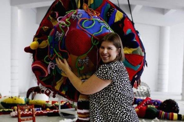 Joana Vasconcelos é a primeira mulher a expor em Versalhes