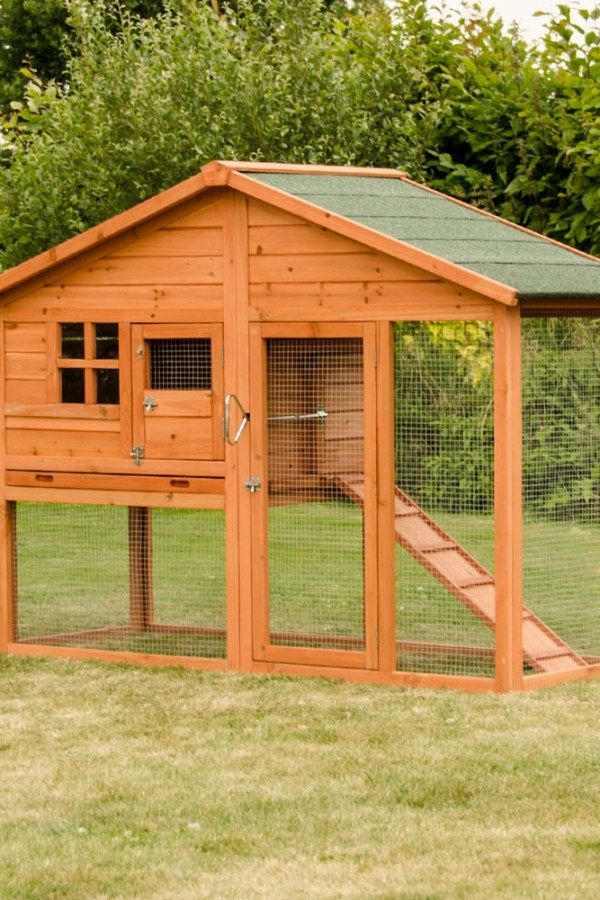 12 Awesome Chicken Coop plans you should consider for your ...