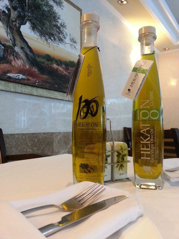 Hekaton Olive Groves Hekaton Classic Extra Virgin Olive Oil