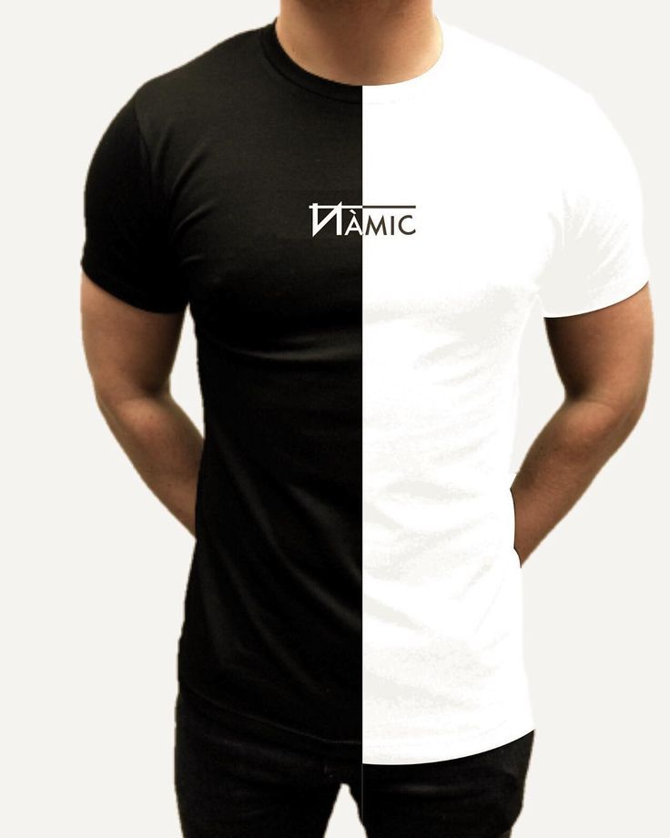 Namic Slim Fit Essential T - Black or White?  Choice is yours @ www.namic.co.uk  All orders have been dispatched!  #namic #clothing