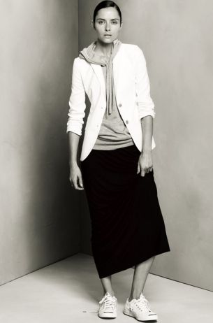Tasha Tilberg for J. Crew Collection Summer 2011