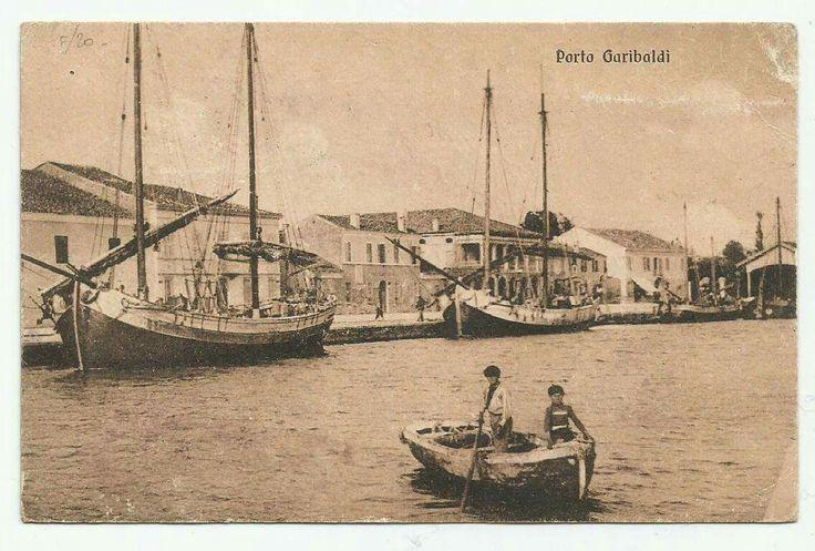 Porto Garibaldi anni 30