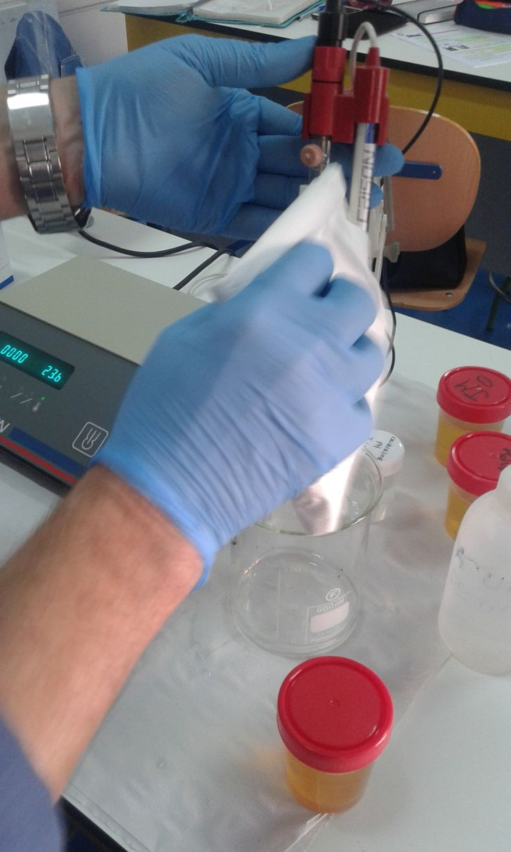 8. Secar el electrodo