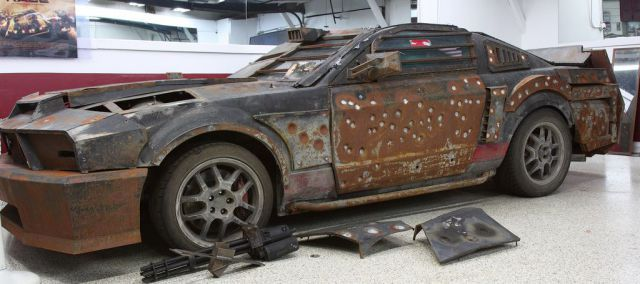 Mustang From Death Race Movie Vehicles Pinterest Death Race