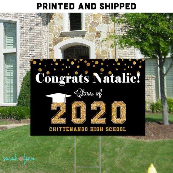 Custom Colors Congrats Grad