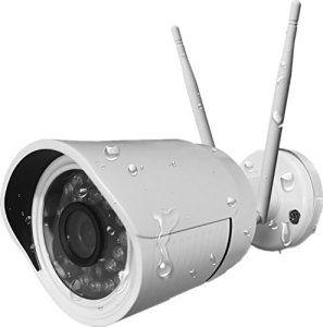 HiKam A7 Caméra IP pour l'extérieur avec application/notice/assistance en français (Smart caméra WiFi sans fil, caméra intélligente,…