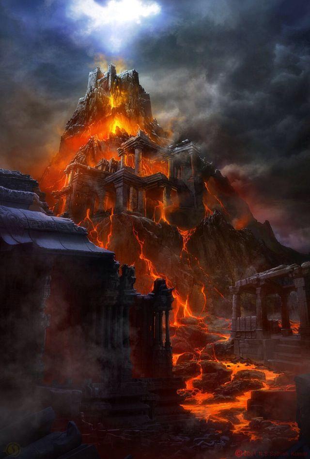 этого используют картинки замки из ада как правило