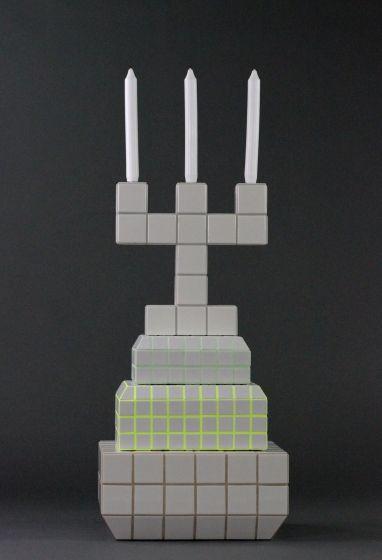 Silvia Knüppel | Designstudio, tile blocking