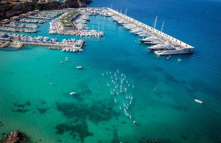 A great aerial view of #PortAdriano #Mallorca #Spain