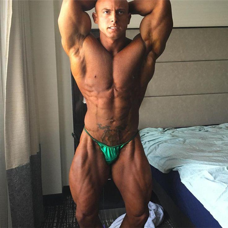 1007 Best Posing Straps Images On Pinterest Bodybuilding