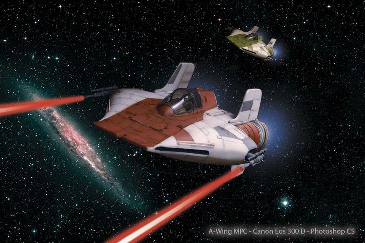 Star Wars a Wing | Wing Star Wars : MPC