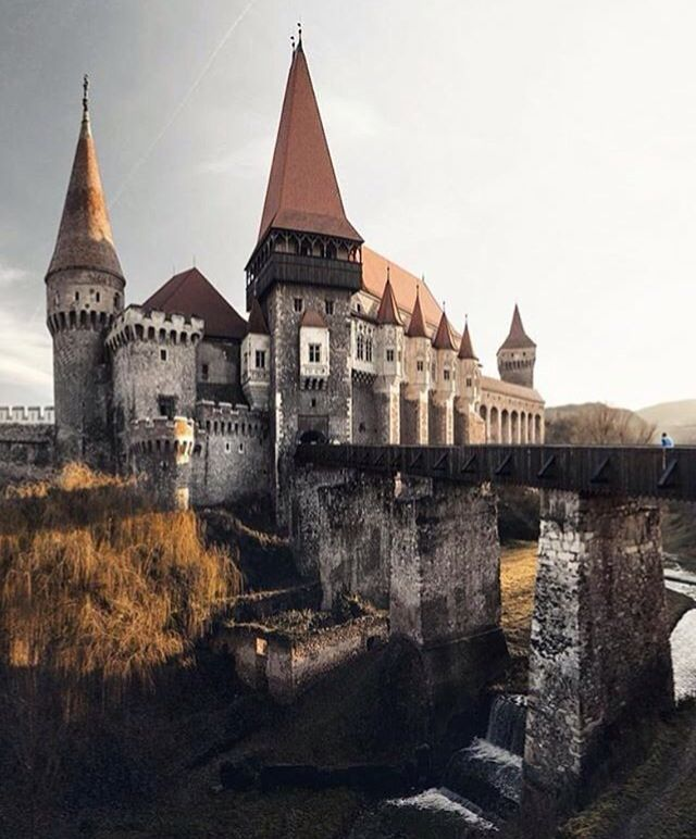Awesome Castle #Transilvania #Romania