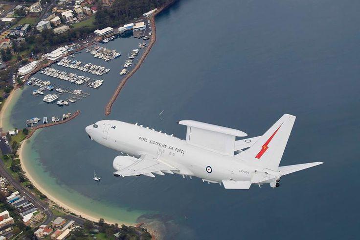 Royal Australian Air Force E-7A Wedgetail of 2 Squadron