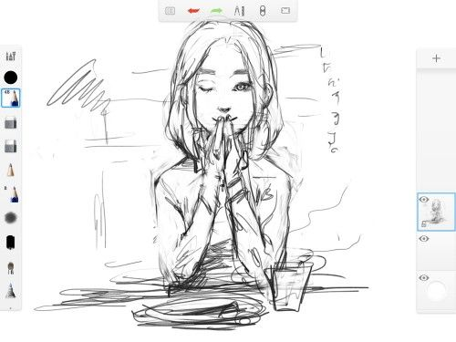 Intuos Creative Stylus 2 | Wacomからリリースされた第2世代筆圧感知iPadスタイラスペン[レビュー] | iPad Creator