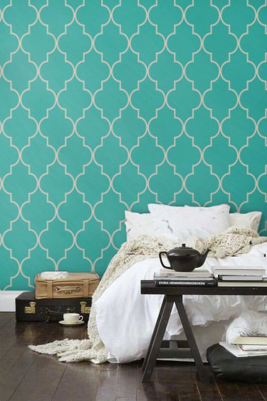 25 beste idee n over vinyl behang op pinterest for Temporary vinyl wallpaper