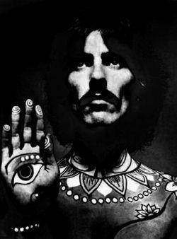 astral-travel: George Harrison