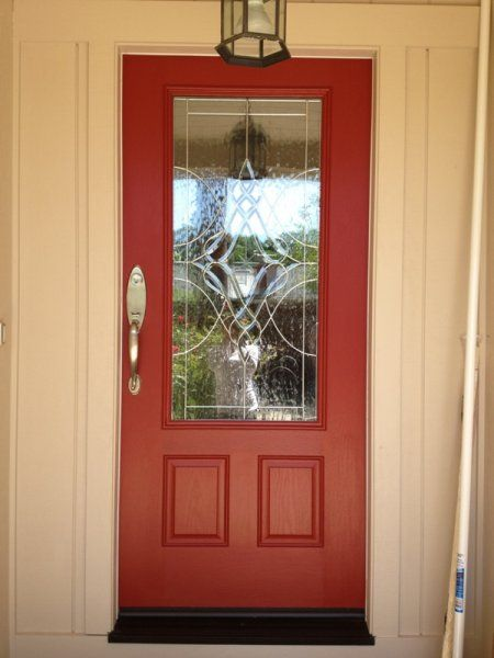 Front Door In Benjamin Moore Caliente Af 290 Exterior Paint Unlimited Spaces Paint Design