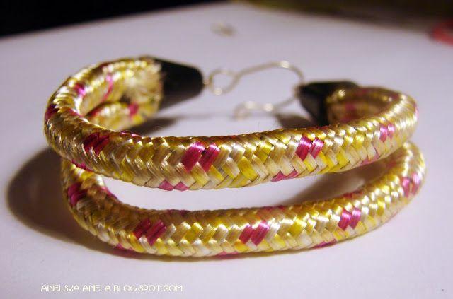 DIY TUTORIAL...bracelet necklace end clasp caps..