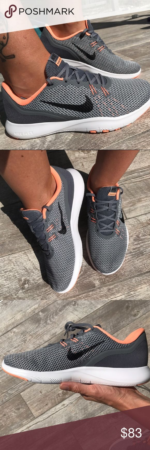 🔘Silver-Coral 🔘New very comfortable sneakers Silver-Coral 🔘Training💪🏻 New very comfortable sneakers ..so soft and light weight. Nike Shoes Sneakers