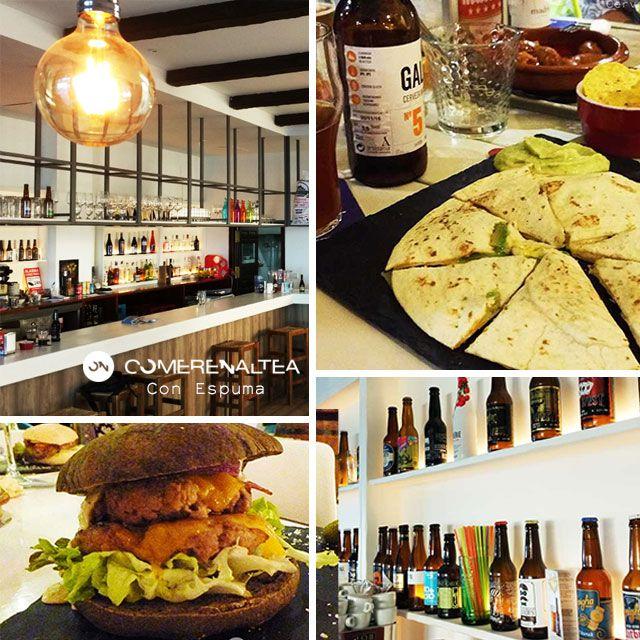 Nueva cervecería artesana en Altea | Con Espuma | Paseo Martimo | #Altea #restaurante #mediterraneo #comer_en_altea #cerveceria