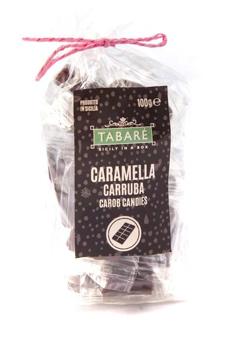 Sicilian Carob Candies  #carob #candies #sweet #gourmandise #sucréries