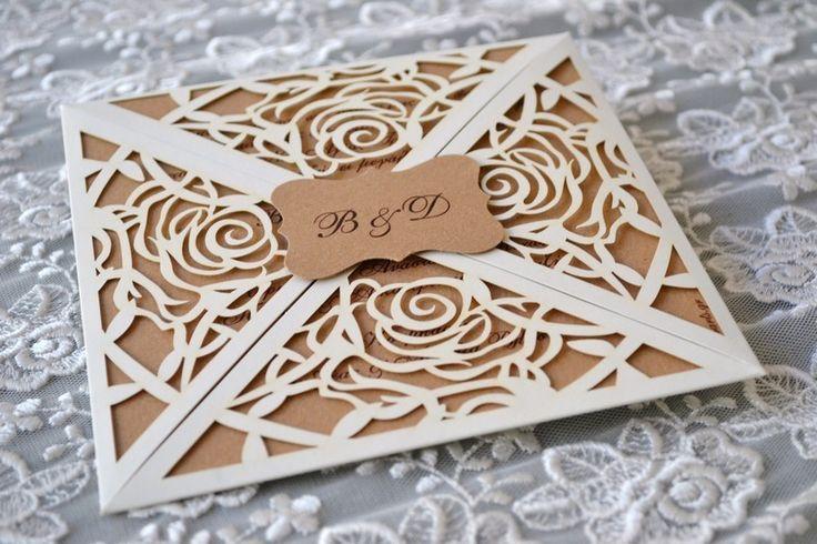 Προσκλητήριο Γάμου - 1725