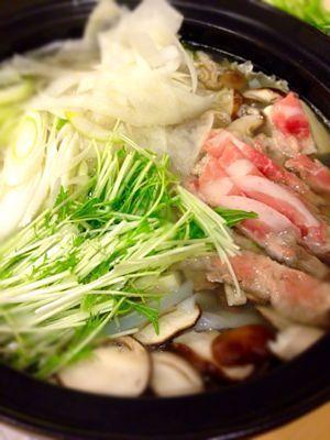 風邪ひきママに!簡単夕食::ラムしゃぶ:: by あぼさん   レシピ ...