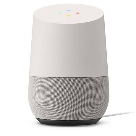Google Home is the must-have gift for 2017. It features a voice-activated speaker powered by the Google Assistant. Ask it questions. Tell it to do things. It's your own Google, always ready to help.