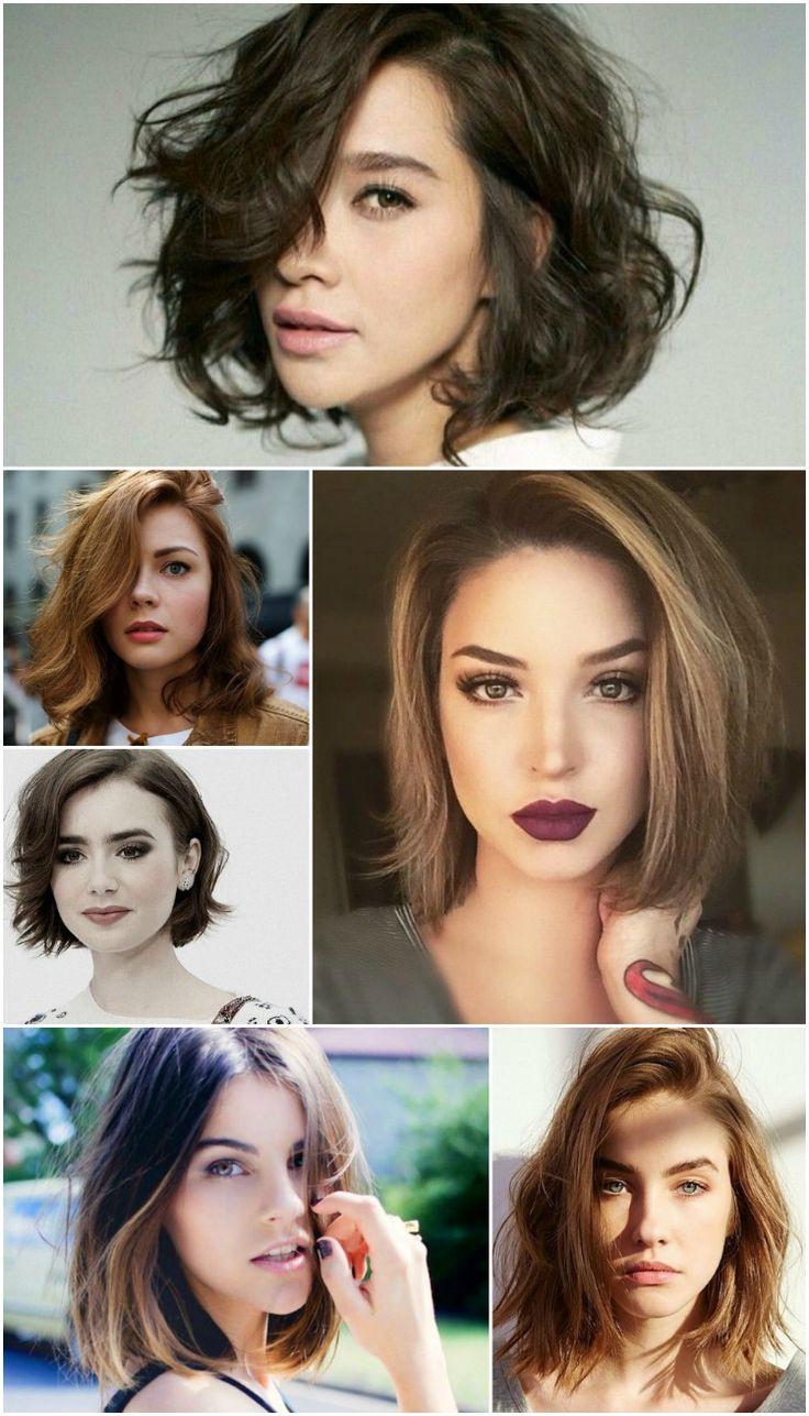 Modernizando os cabelos com corte curto e sem franja