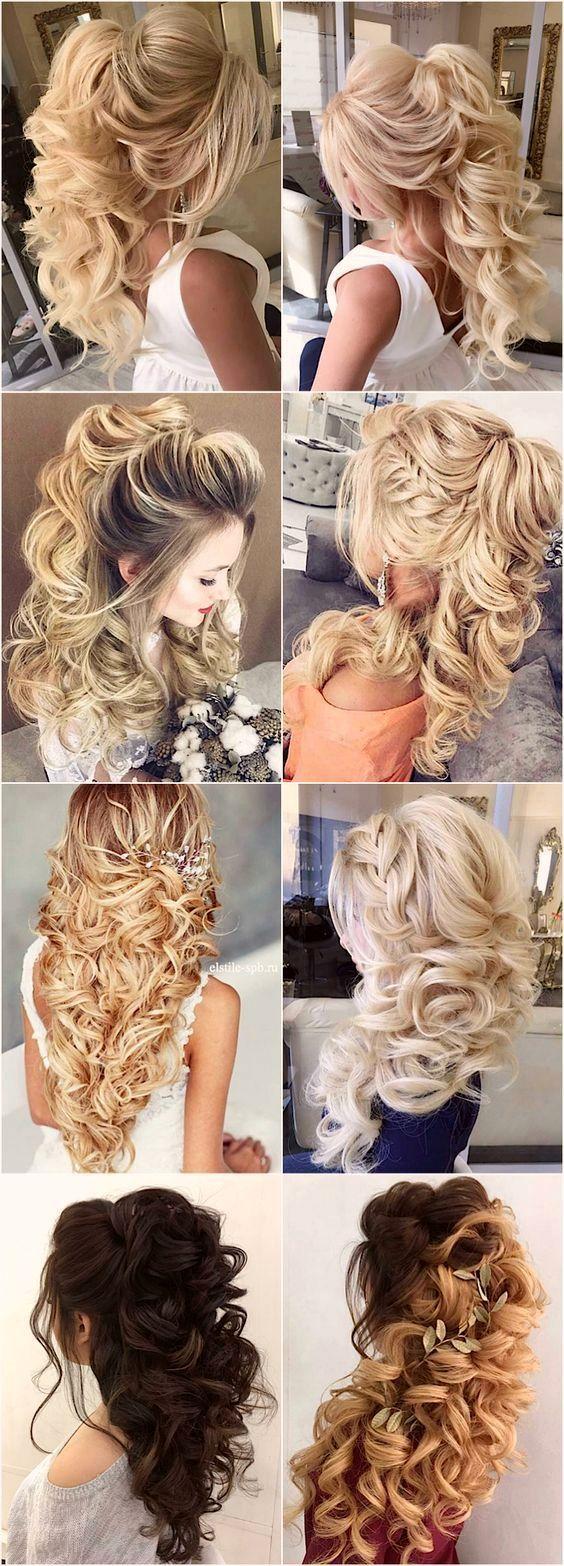 Wedding Hairstyle Inspiration 2017-2018 - Miladies.net