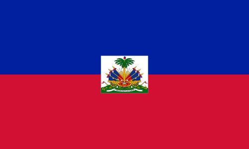 Flag of Haiti - FlagsMore Pins Like This At FOSTERGINGER @ Pinterest