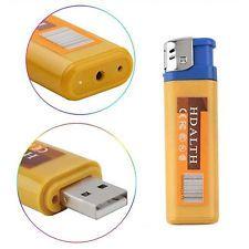 Mini Hidden SPY Camera Lighter DV DVR Video Recorder CAM Camcord Glittery   eBay
