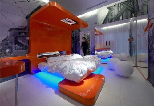 Funky and unique bedroom furniture