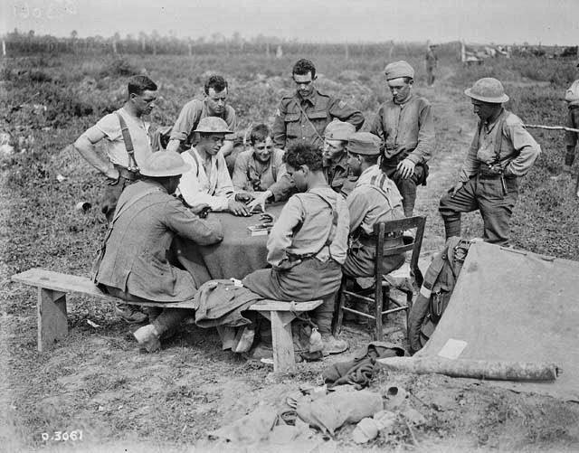 WW1 Images Archives Canada - Archives Premiere Guerre Mondiale Canada