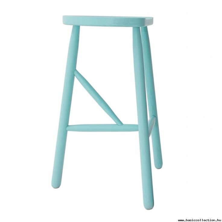 Puccio barstool #basiccollection #barstool #wooden #pastel #colour #furniture